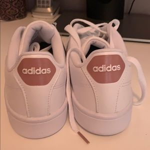 adidas Shoes - Brand new Adidas women's Rose gold and white